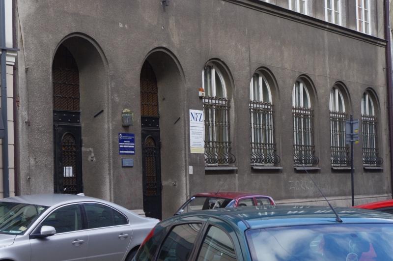 The Jagiellonian University building