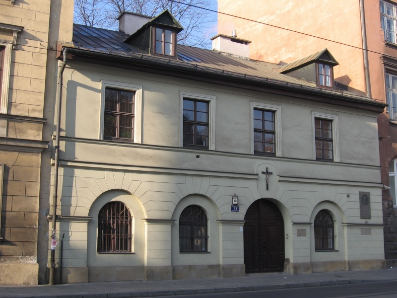 The building of the Albertine order