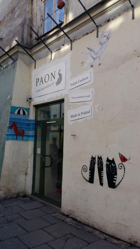 Paon Nonchalant boutique
