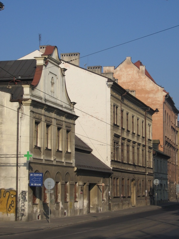 Social Care Home and the seat of the Albertine brothers on Krakowska street