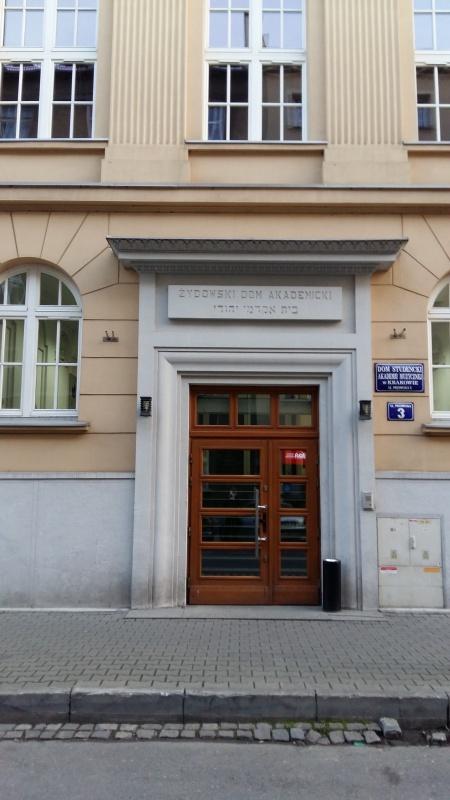Dom Studencki Akademii Muzycznej (dawny Źydowski Dom Akademicki)