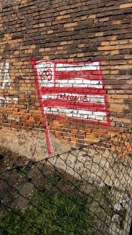 Graffiti KS Cracovia