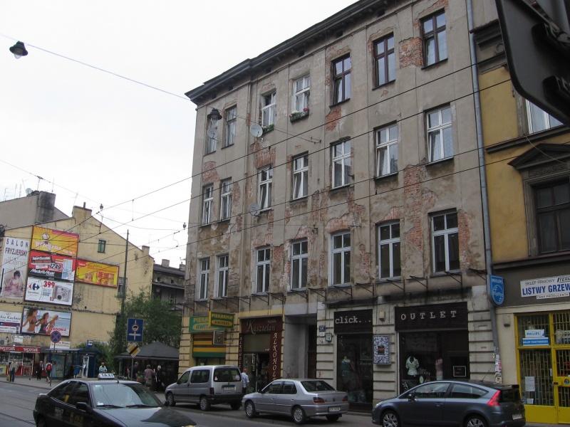 Kamienica przy ul. Krakowskiej 14