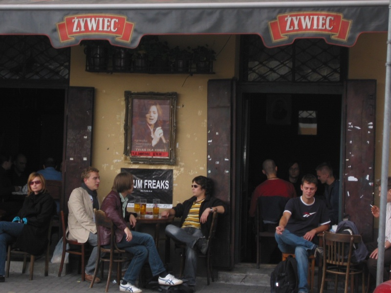 Cafe garden of Alchemia cafe