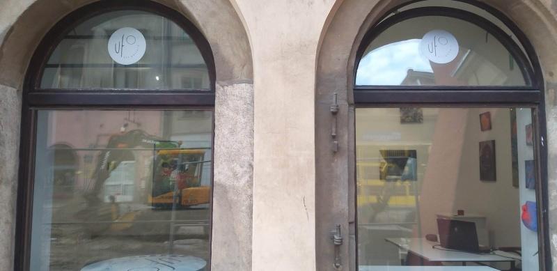 Ufo Gallery windows