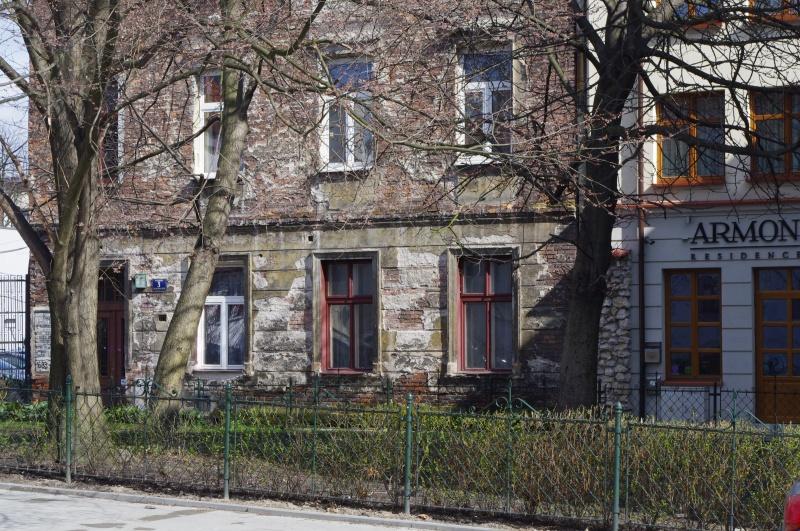 Ground floor of tenement in Bawół street