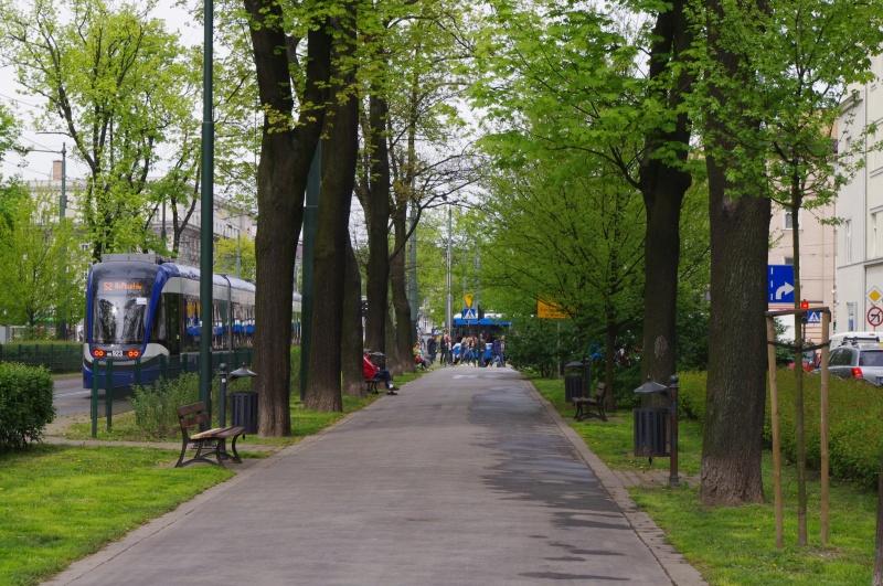 Dietla Planty Park