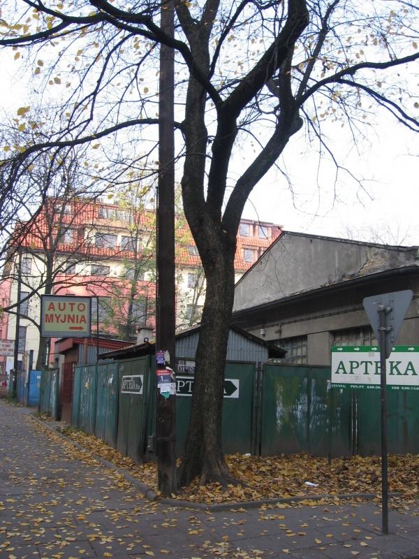 The corner of Trynitarska and Bonifraterska streets