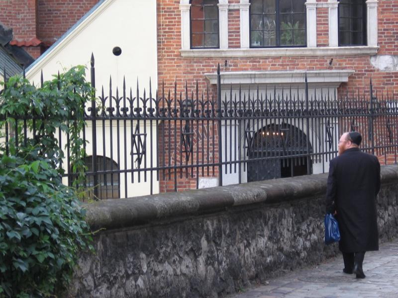 Stara synagoga w 2009 r.