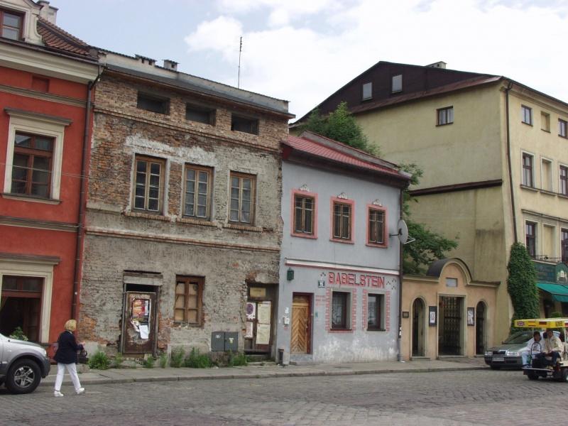 Tenements in Szeroka street