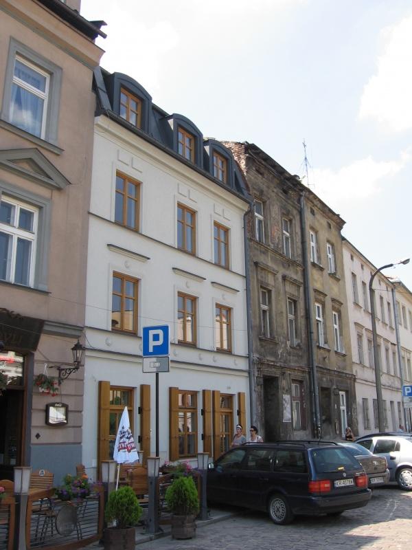 Nowy budynek przy ulicy Szerokiej 31