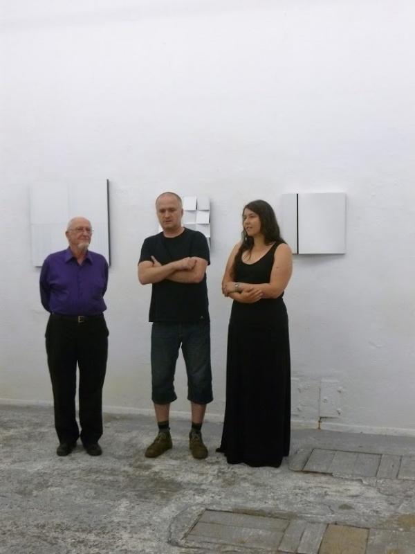 Wernisaż wystawy w galerii sztuki Otwarta Pracownia (1)