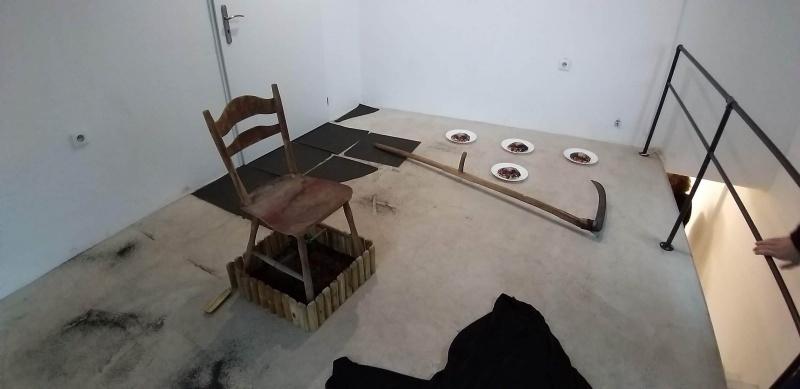 Wystawa w galerii sztuki Jak Zapomnieć (1)