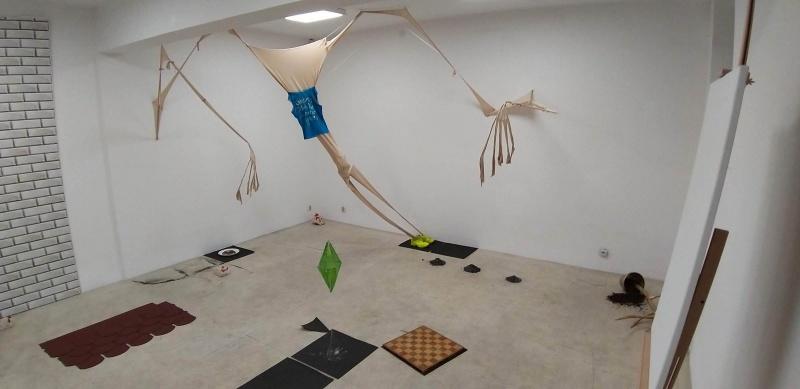 Wystawa w galerii sztuki Jak Zapomnieć (2)