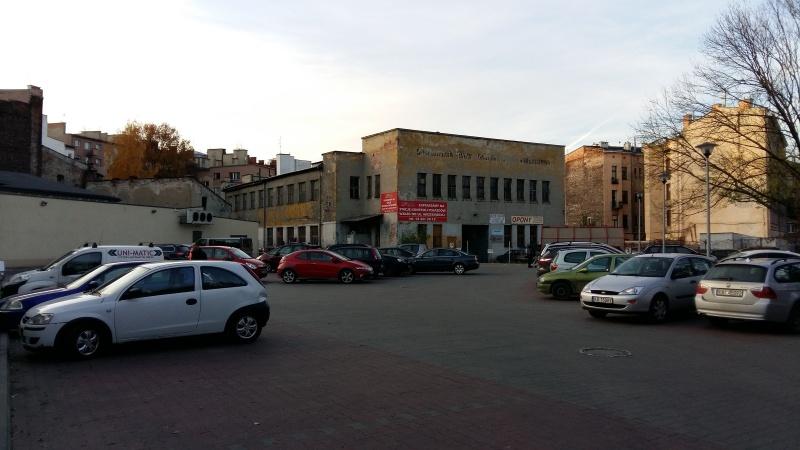 Buildings between Joselewicza, Starowiślna and Wrzesińska streets